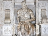 San Pietro in Vincoli, Tomba di Giulio II, Mosè