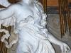 Santa Maria della Vittoria, Estasi, dettaglio angelo