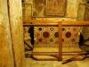 Santa Prassede, cripta, altare cosmatesco