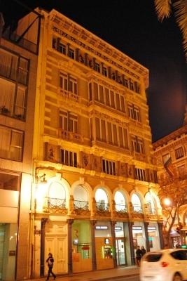 palazzo modernista