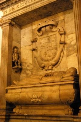 Sepulcro de Doña Maria Diez de Covarrubias