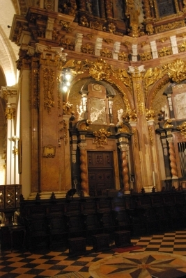 dettaglio abside