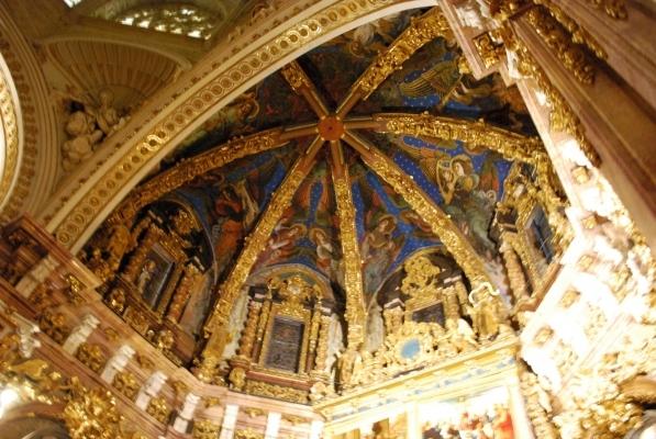 angeli sulla cupola
