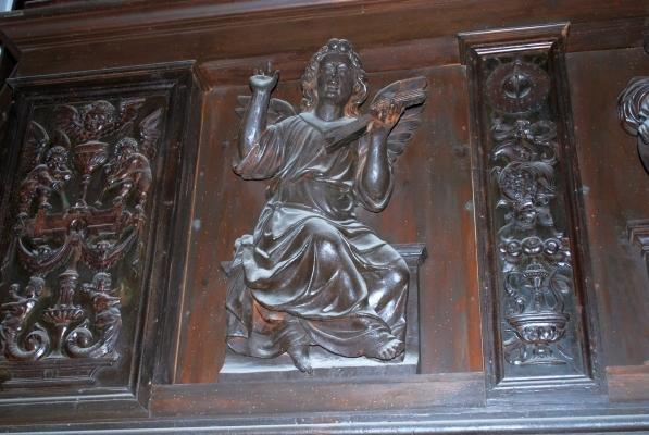 pannello organo