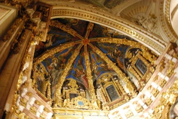 angeli della cupola