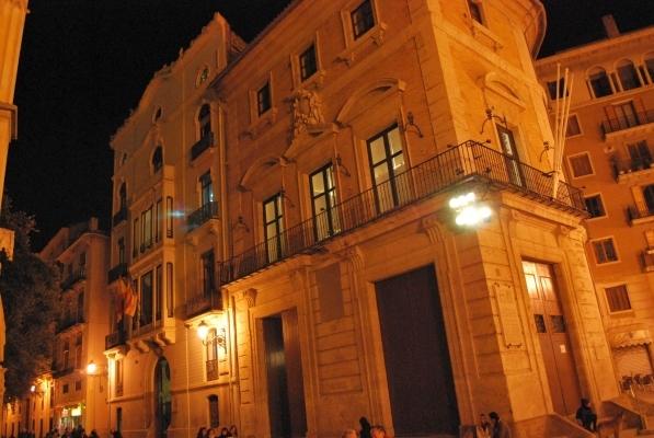 palazzo vicino alla Seu