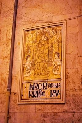 immagine della Vergine