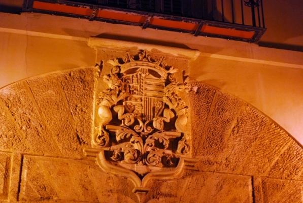 stemma in Plaza de Manises