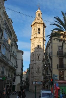 Torre de la Iglesia de Santa Catalina