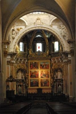 abside de la Seu