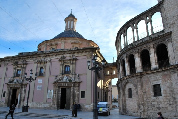 Real Basilica de Nuestra Señora de los Santos Inocientes Martires y Desamparados