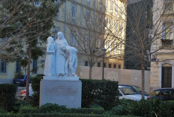 Monumento a Santa Teresa Jornet e Ibars