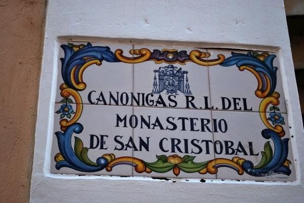 Monasterio de San Cristobal