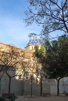 El Museo des las bellas artes