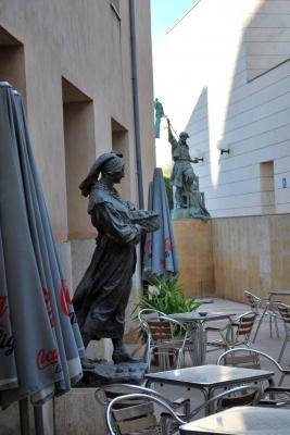 statua nel Museo de las Bellas Artes