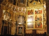 il retablo dell'altare maggiore