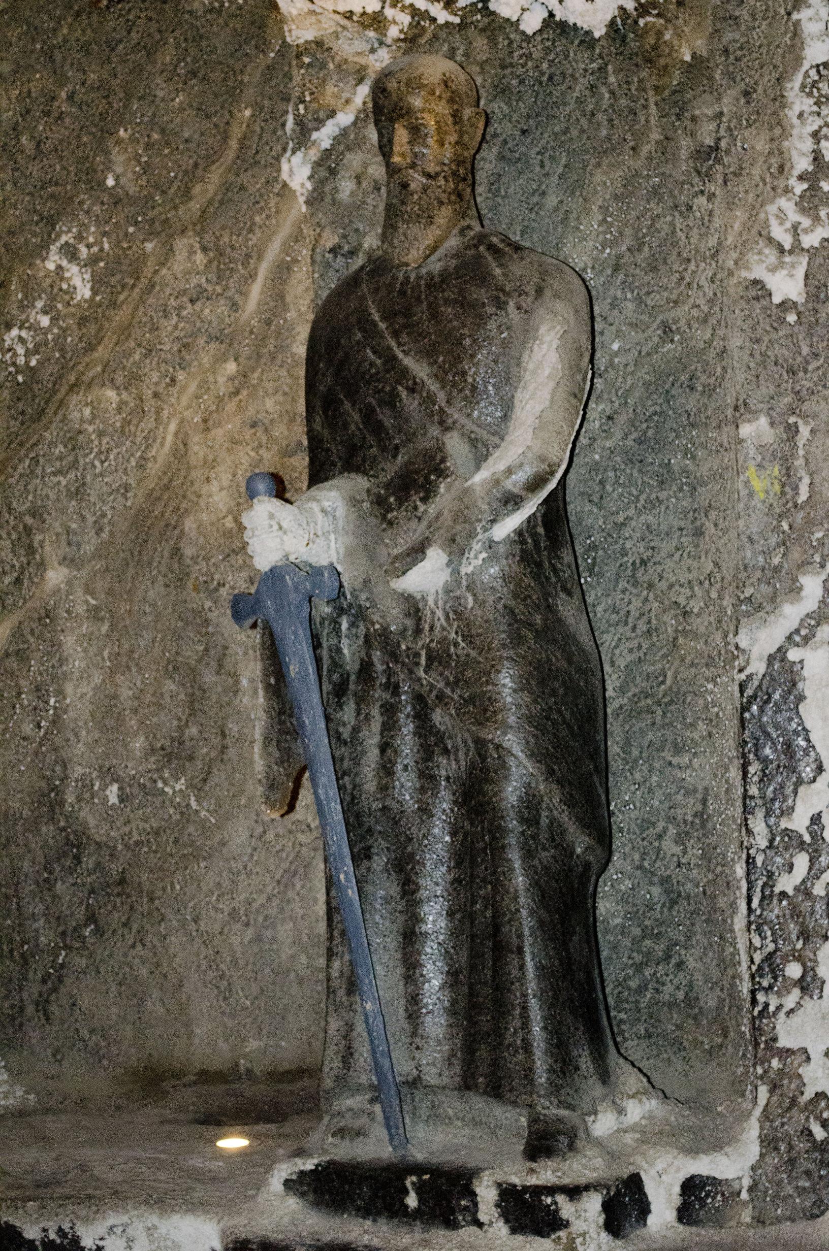 Wieliczka cappella di sant\'Antonio