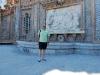 Scalinata Teruel  autoritratto