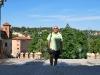 Scalinata Teruel in ascesa