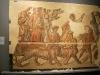 mosaico il trionfo di Bacco