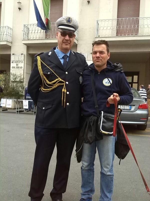 Loris Guiglia, Luciano Fallini