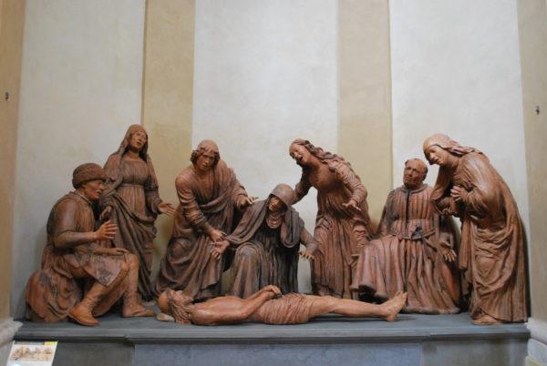 Compianto su Cristo morto