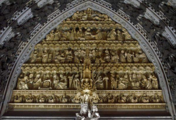 Köln cattedrale