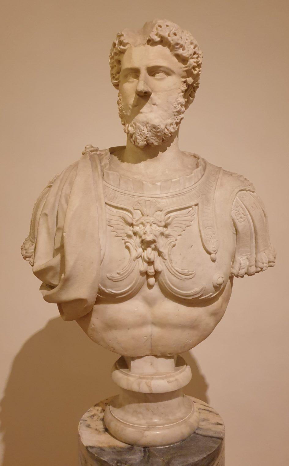 Palazzo ALtemps Ritratto di Lucio Vero