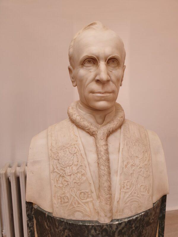 Museo Pietro Canonica, Pio XII