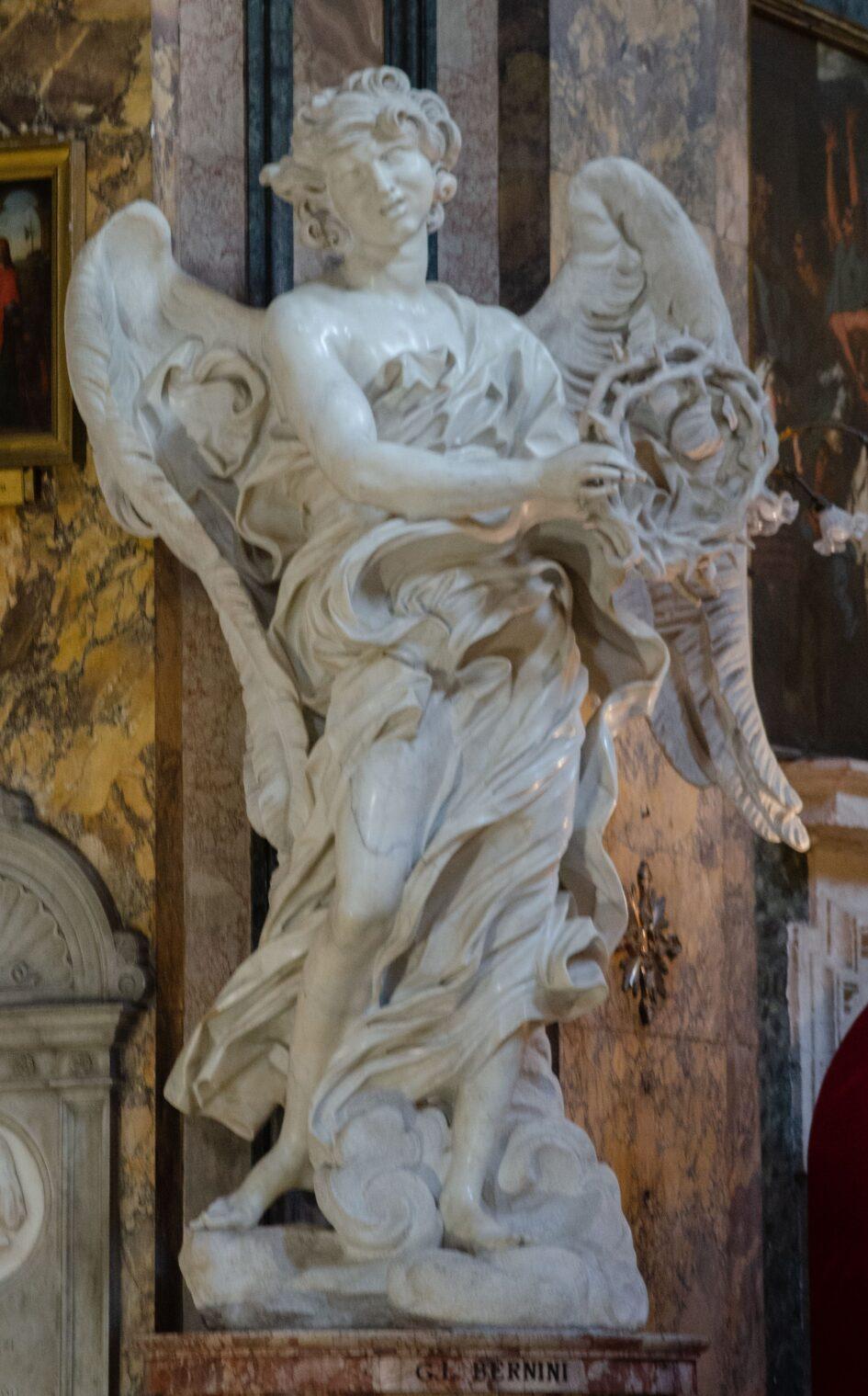 Roma, chiesa di Sant'Andrea delle Fratte